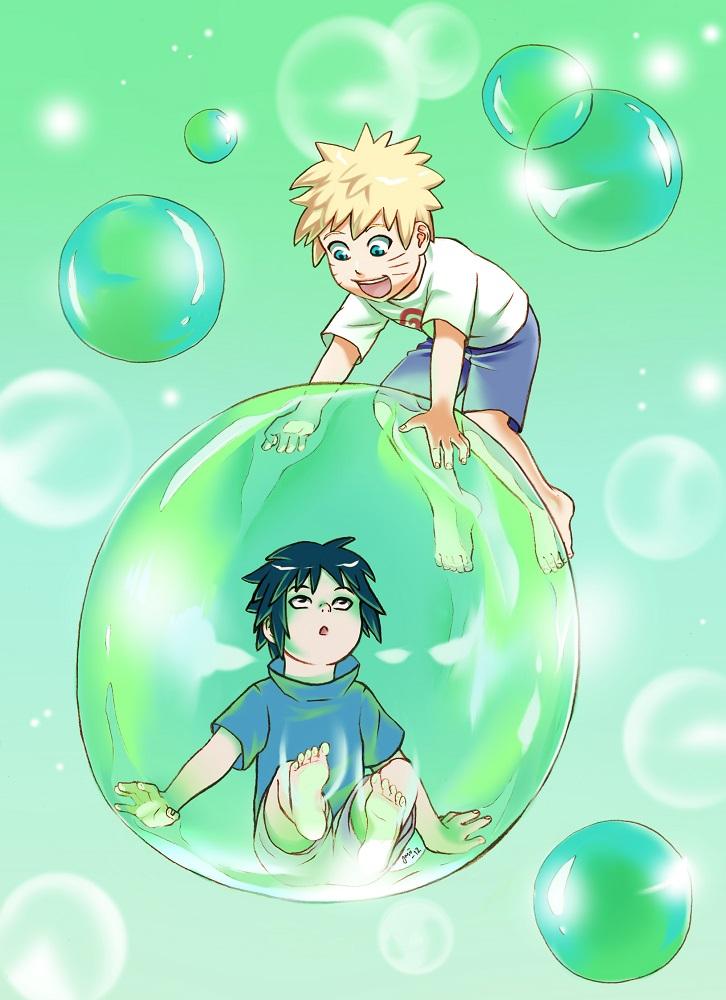 Print - Bubble Up!