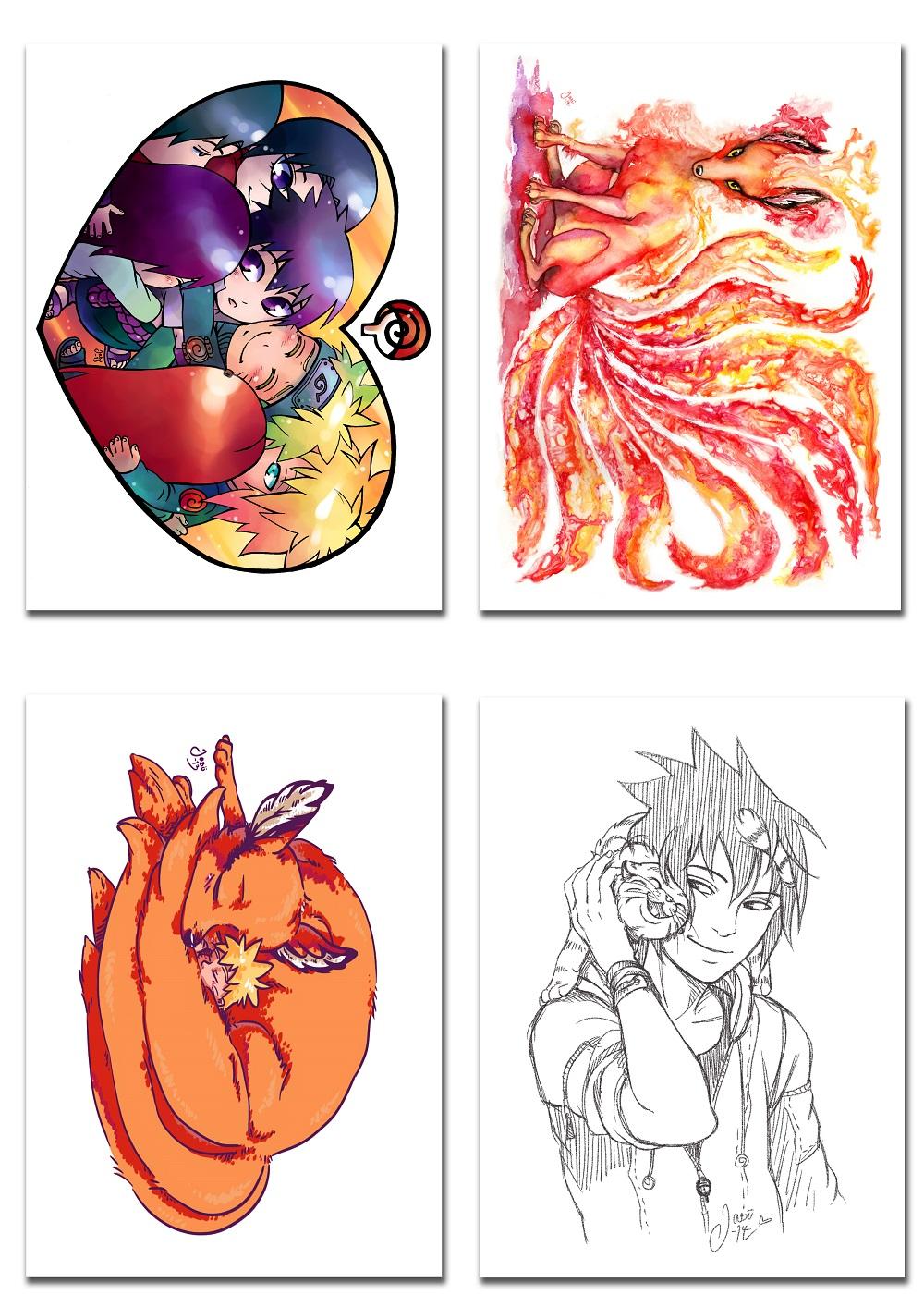 Naruto Card Set